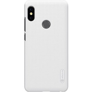 Чехол-накладка Nillkin Super Frosted Shield Xiaomi Redmi Note 5 White