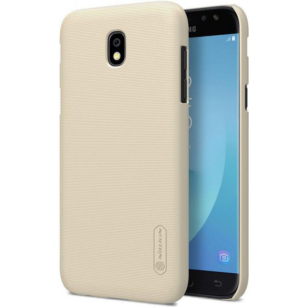 Чехол-накладка Nillkin Super Frosted Shield Samsung Galaxy J5 2017 (J530) Gold