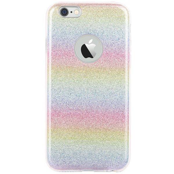 Чехол-накладка TOTO TPU Case Rose series для iPhone 6/6s Rainbow