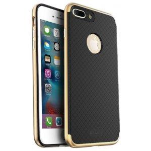Чехол-накладка Ipaky TPU plusPC iPhone 7 Plus Black/Gold