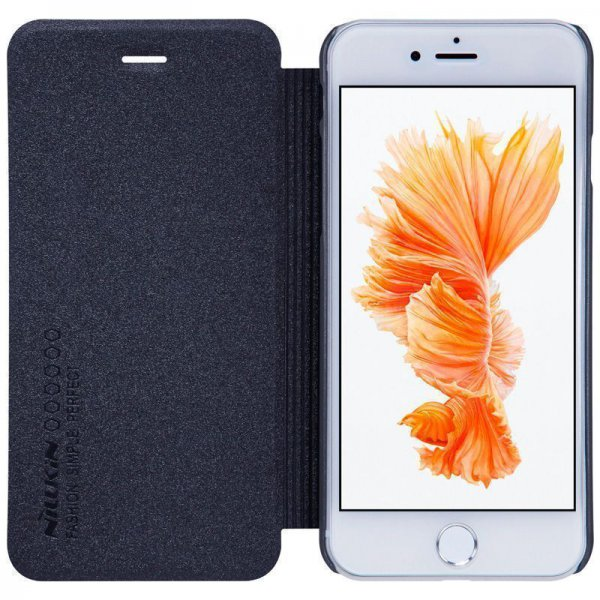 Чехол-книжка Nillkin Sparkle case для iPhone 7 Plus Black
