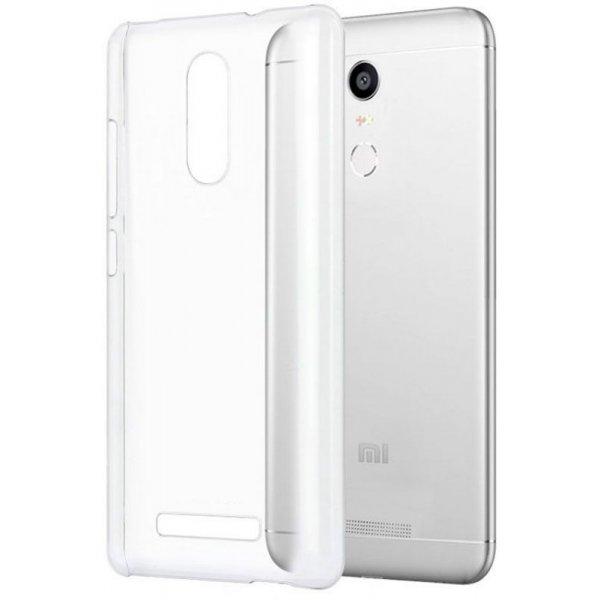 Чехол-накладка TOTO TPU case clear Xiaomi Redmi Note 3/Note 3 Pro Transparent