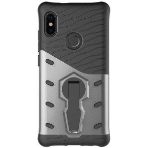 Чехол-накладка TOTO Sniper Case 2 in 1 Phone Case Xiaomi Redmi Note 5 Gray