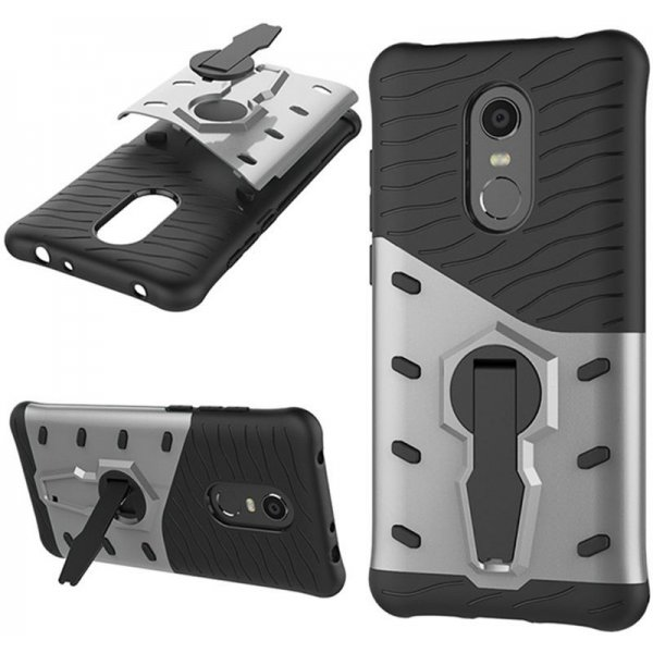 Чехол-накладка TOTO Sniper Case 2 in 1 Phone Case Xiaomi Redmi 5 Plus Gray