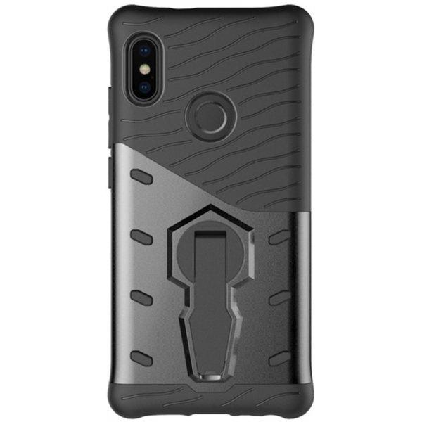 Чехол-накладка TOTO Sniper Case 2 in 1 Phone Case Xiaomi Redmi Note 5 Black