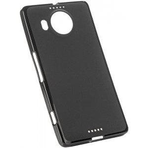Чехол-накладка TOTO TPU case matte для Microsoft Lumia 950 XL Black