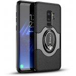 Чехол-накладка Ipaky 360° Free Rotation Ring Holder case Samsung Galaxy S9 Plus G965F Black