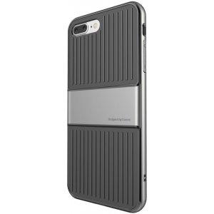 Чехол-накладка Baseus Travel Mat Case iPhone 7 Plus/8 Plus Grey