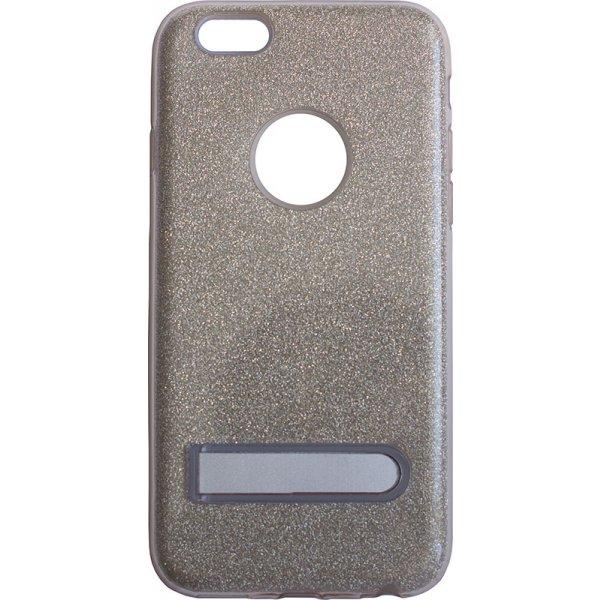 Чехол-накладка TOTO TPU Case Rose series with Holder для iPhone 6/6s Gold