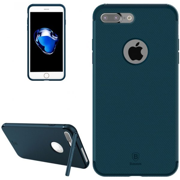Чехол-накладка Baseus Hermit Bracket Case iPhone 7 Plus Blue
