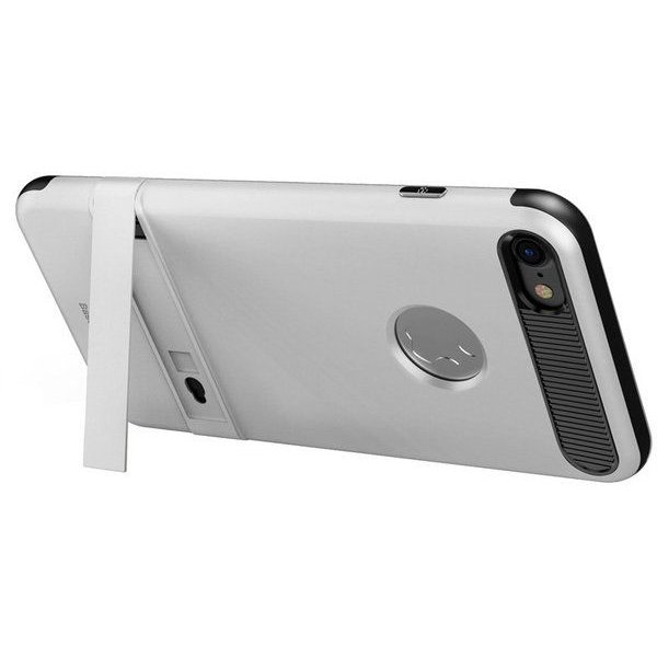 Чехол-накладка Baseus iBracket iPhone 7 Silver