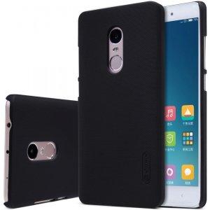 Чехол-накладка Nillkin Super Frosted Shield Xiaomi Redmi Note 4 Black