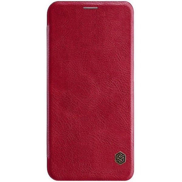 Чехол-книжка Nillkin Qin Leather Case для Samsung Galaxy J6 2018 (J600) Red
