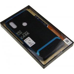 Чехол-накладка Ipaky Bumblebee PC Frame with TPU Case Xiaomi Redmi Note 5 Blue