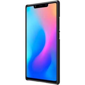 Чехол-накладка Nillkin Super Frosted Shield Xiaomi MI8 SE Black