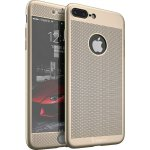 Чехол-накладка Ipaky 360 Mesh PC Heat Dissipation cover case 3 in 1 iPhone 7 Plus Gold