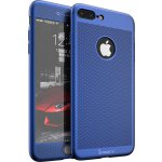 Чехол-накладка Ipaky 360 Mesh PC Heat Dissipation cover case 3 in 1 iPhone 7 Plus Blue