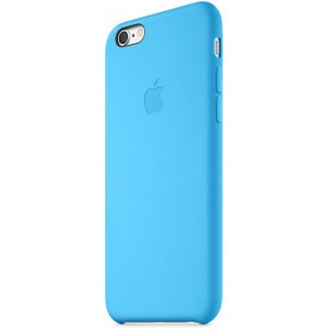 Чехол-накладка TOTO Silicone Case iPhone 6/6s Royal Blue