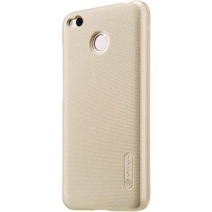Чехол-накладка Nillkin Super Frosted Shield Xiaomi Redmi 4X Gold
