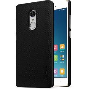 Чехол-накладка Nillkin Super Frosted Shield Xiaomi Redmi Note 4X Black