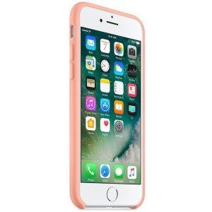 Чохол-накладка для Apple Silicone Case iPhone 7/8 Flamingo