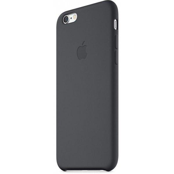 Чехол-накладка Apple Silicone Case для iPhone 6/6s Black