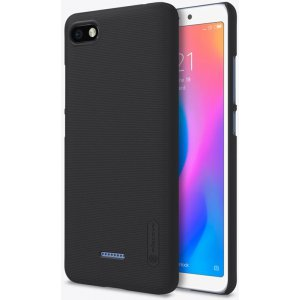 Чехол-накладка Nillkin Super Frosted Shield Xiaomi Redmi 6A Black