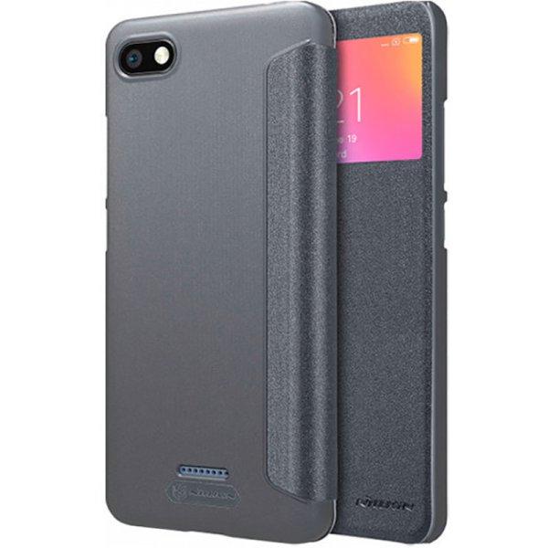 Чохол книжка Nillkin Sparkle Leather Case Xiaomi Redmi 6A Black