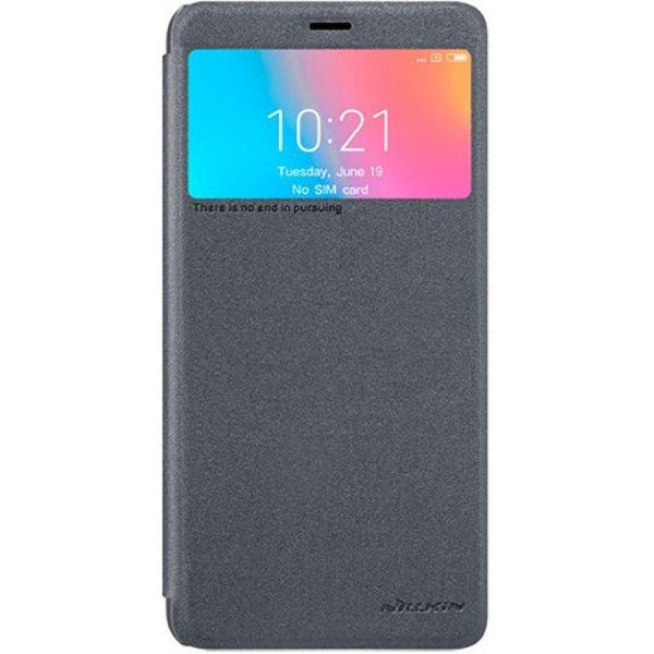 Чехол-книжка Nillkin Sparkle Leather Case Xiaomi Redmi 6A Black