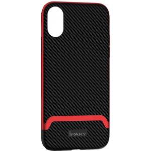 Чехол-накладка Ipaky Bumblebee Series/ PC Frame with TPU Case iPhone Xr (6,1) Red