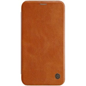 Чехол-книжка Nillkin Qin Leather Case для Apple iPhone Xr Brown