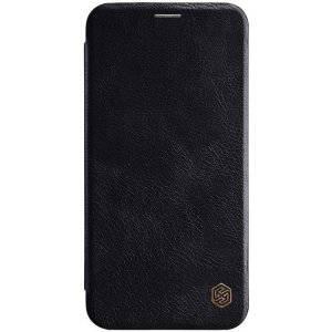 Чехол-книжка Nillkin Qin Leather Case для Apple iPhone Xs Max Black