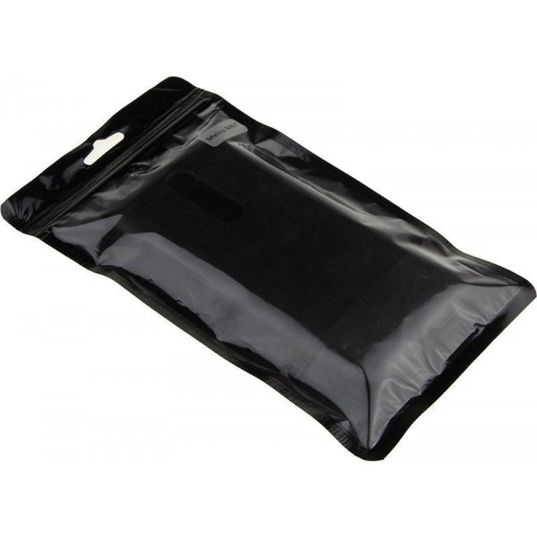 Чехол-накладка TOTO Leather PC Cover Case Meizu M6T Black