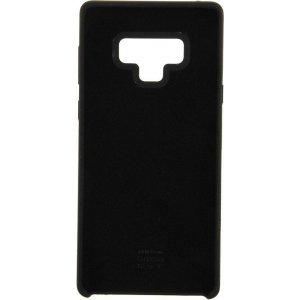 Чехол-накладка TOTO Silicone case Samsung Galaxy NOTE 9 (N960) Black