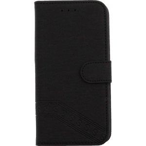 "Чехол-книжка TOTO Book cover silicone slide Universal 5,6"" (№4) Black"