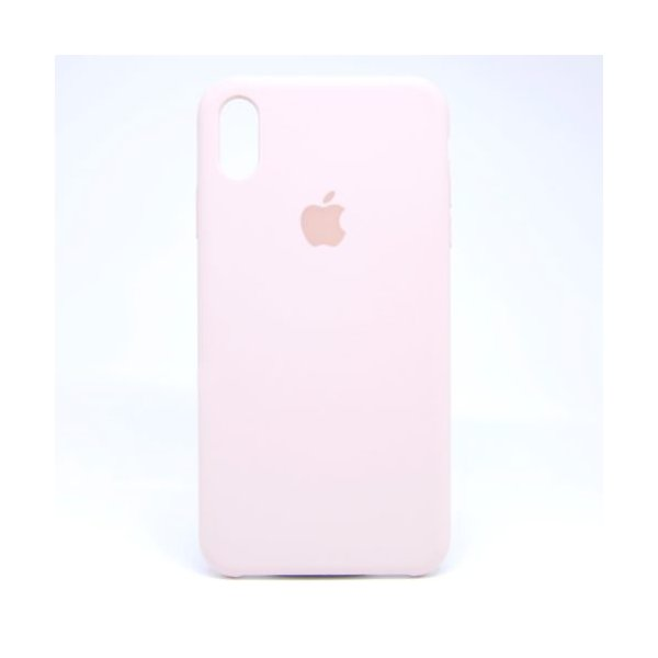 "Чехол Apple Silicone Case для iPhone XR ""14"" Pink Sand"