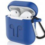 Чехол Copy для Apple AirPods Blue