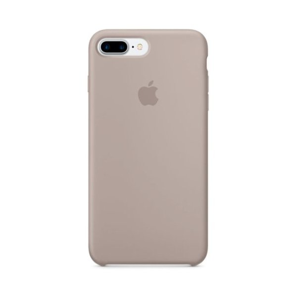 "Чехол Apple Silicone Case для iPhone 7 Plus/8 Plus ""11"" Pebble"