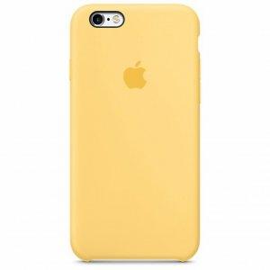 "Чехол Apple Silicone Case для iPhone 7/8 ""24"" Yellow"
