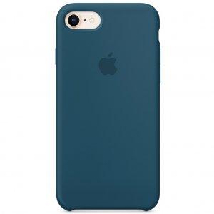 "Чехол Apple Silicone Case для iPhone 7/8 ""18"" Cosmos"