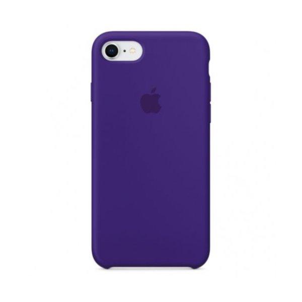 "Чехол Apple Silicone Case для iPhone 7/8 ""08"" Ultra Violet"