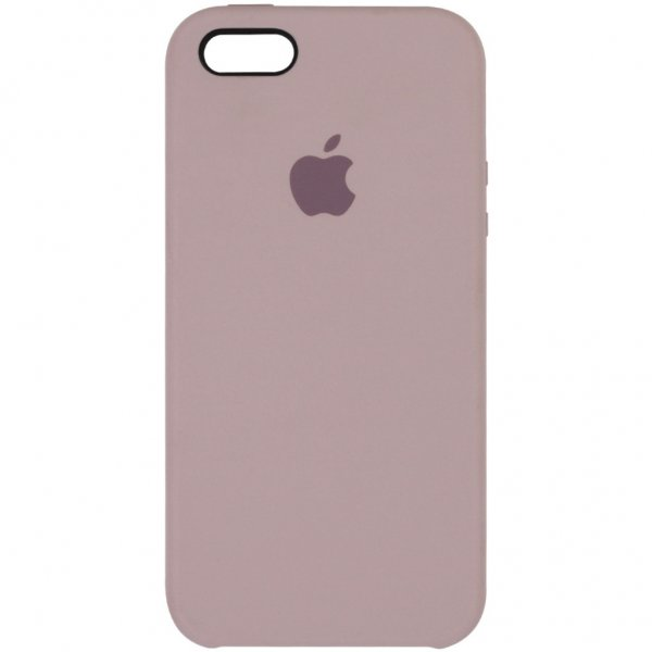 "Чохол Apple Silicone Case для iPhone 6 / 6s ""19"" Lavander"