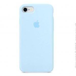 "Чехол Apple Silicone Case для iPhone 7/8 ""36"" Sky Blue"