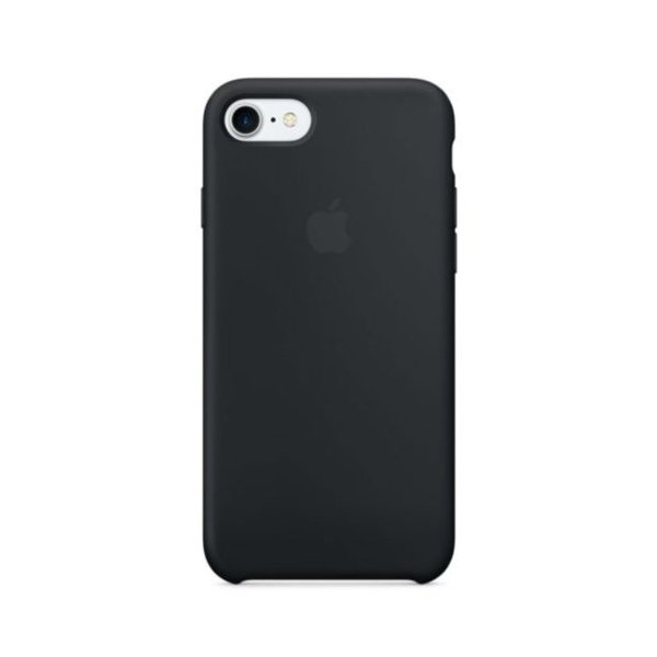 "Чехол Apple Silicone Case для iPhone 7/8 ""01"" Black"