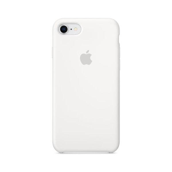 "Чехол Apple Silicone Case для iPhone 7/8 ""04"" White"