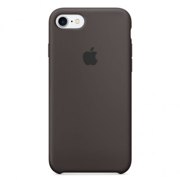 "Чехол Apple Silicone Case для iPhone 7 Plus/8 Plus ""25"" Cocoa"