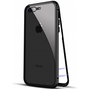 Чехол накладка Magnetic case для Apple iPhone XR Black