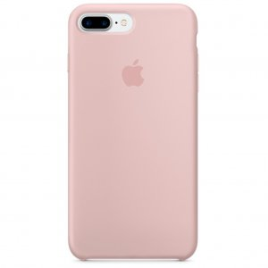 "Чехол Apple Silicone Case для iPhone 7 Plus/8 Plus ""14"" Pink Sand"