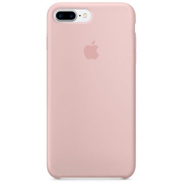 "Чехол Apple Silicone Case для iPhone 7 Plus/8 Plus ""14"" Pink Sand"
