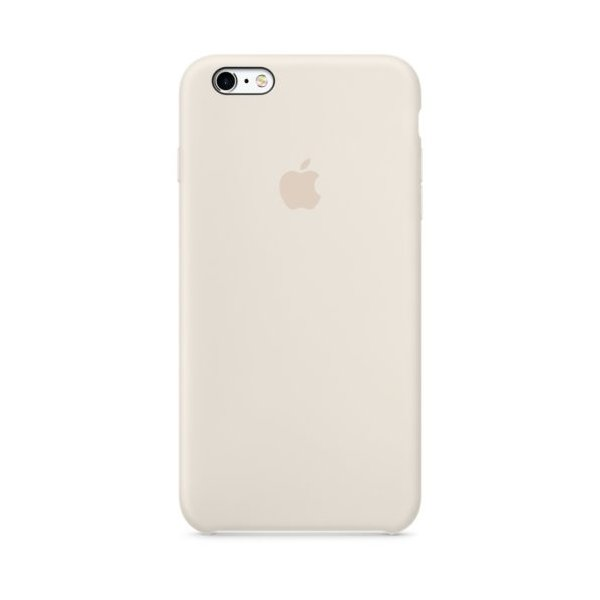 "Чехол Apple Silicone Case для iPhone 6/6s ""27"" Antigue White"